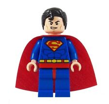 LEGO® DC UNIVERSE™ Superheroes SUPERMAN Minifigure NEW 6862 BATMAN™