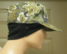 Cobra Caps- Mens Camouflage Ear Flap 6 Panel Hunting Cap- One Size- 97CC