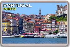 PORTUGAL PORTO FRIDGE MAGNET SOUVENIR IMAN NEVERA
