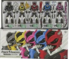 "Power Rangers Lightning Collection 6"" Space Psycho Rangers 5-Pack Figures Set"
