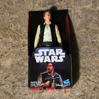 Star Wars A New Hope Han Solo 6 inch action figure