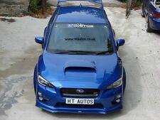 Subaru Impreza Sti Wrx 2015 aletines / amplia Arcos. Poliuretano Kit del cuerpo.