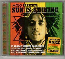 (GQ4) Sun Is Shining, 15 tracks various artists - 2007 - Mojo CD