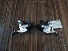 Shimano ST-MC18 MC 18 Alivio STI Shifter Brake Levers Set 3x8 NOS New Retro MTB