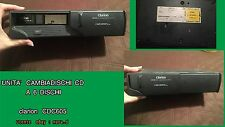 Caricatore CD Changer unità cambiadischi 6 dischi CLARION CDC605 Ce NET CDC 605