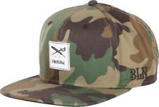 Iriedaily Irie Daily Camouflage Olive Snapback Cap Mens One Size Herren New