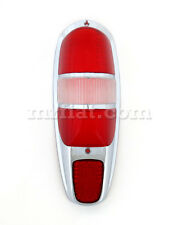 Mercedes 190 Ponton 1956-59 Chromed Red Clear Red Tail Light Lens New