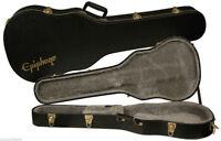 New Epiphone AlleyKat WildKat HardShell Guitar Case Alley Or Wild Cat In Epi Box