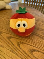 Gund Veggie Tales the League of Incredible Vegetables Bob the Tomato Plush