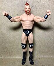 WWE MATTEL BASIC SERIES SHEAMUS WRESTLING FIGURE WWF MOHAWK