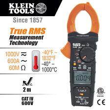 Klein Tools HVAC Clamp Meter w/Differential Temperature