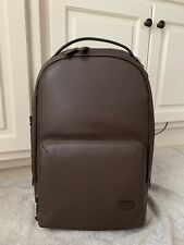 Tumi Harrison Webster Backpack Men Laptop Bag 63023 Brown $695