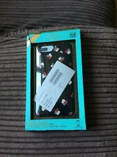 Kate Spade Lucky Pansies Iphone 7/8 PLUS new