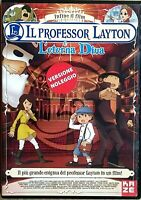 IL PROFESSOR LAYTON E L'ETERNA DIVA (2009 DVD EX NOLEGGIO - KAZE