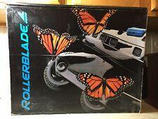Quantum L Rollerblades Inline Skates Size 9 NEW IN BOX Men Black