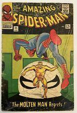 The Amazing Spider-Man #35 Apr 1966, Marvel