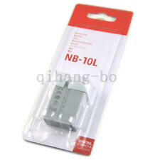 NB-10L NB10L Battery for Canon PowerShot G1X G15 G16 SX40 HS SX40HS CB-2LCE
