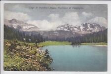AK Lago di Nambino presso Madonna di Campiglio 1906