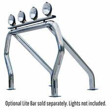 Go Rhino 9009560SSC Bed Bar Kit Chrome Mild Steel For 1999-2018 Silverado 1500