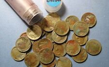 Lot of 1913-1938  BUFFALO/INDIAN HEAD NICKELS, 1 Tube or 40 Coins Mixed Yrs/Mark