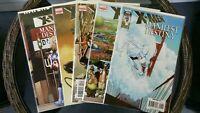 X-men Manifest Destiny #1-5 Lot of 5 NM Cond marvel comics.