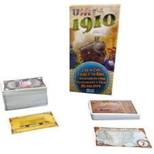 Ticket to Ride USA 1910 Expansion - Brand New & Sealed