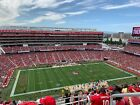 *2 San Francisco 49ers Vs COLTS 10/24 TICKETS + PARKING PASS EMAIL FREE SHIP* For Sale