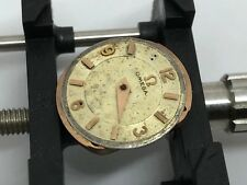 Vintage Omega Cal 244 Movement and Dial. NOT WORKING