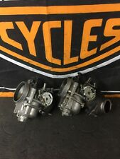 Harley Davidson1982-83 Shovelhead Fxr Superglide Keihin Carburetor And Parts