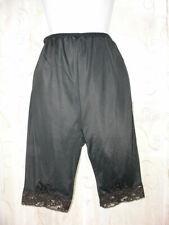 Vintage Seamprufe Long leg Nylon Lace Petti Panties Half Slip Sz 5