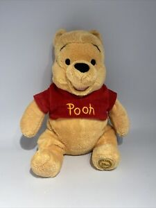 """Disney Store Exclusive Authentic Original Winnie the Pooh Plush 15"""" pre-owned"""