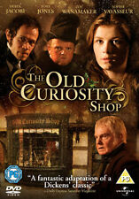 DVD:THE OLD CURIOSITY SHOP  - NEW Region 2 UK