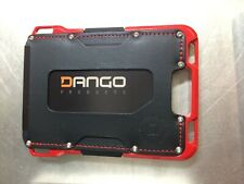 Dango Products Slight Blemished Items SALE (0104) M1-Rspec-Red Wallet