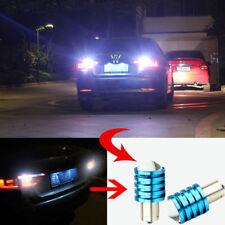 2PCS 1156 BA15S P21W 5W High Power CREE Q5 LED Car Bulb White Reverse Light 12V