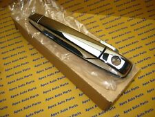 Chevrolet GMC Cadillac Truck SUV Chrome LH Front Drivers Door Handle Genuine GM
