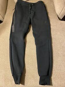 Mens Nike Black Joggers Pants Small S