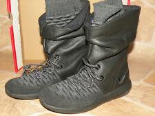 Nike W Roshe Two Hi Flyknit schwarz Gr.38 Damen Sneakerboot