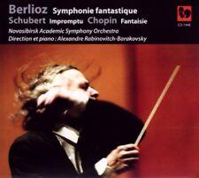 Hector BERLIOZ-SCHUBERT-CHOPIN / Symphonie Fantastique / (1 CD) / Neuf