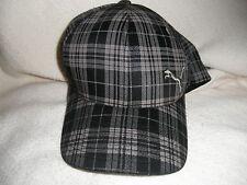 """Puma """"All Over Checker Cap"""" Size L/Xl, Nwt'S"""