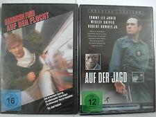 Auf der Flucht + Auf der Jagd - Sammlung, Paket, Harrison Ford, Tommy Lee Jones