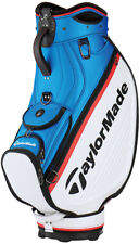 Taylormade Tour Staff Golf Bag White/Blue