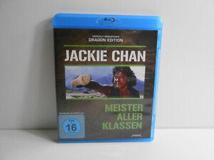 Jackie Chan Meister aller Klassen * Blu Ray * Dragon Edition