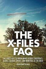 The X-Files FAQ: All That's Left to Know About Global Conspiracy,-ExLibrary