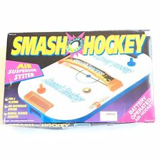 Tabletop Air Hockey Electronic Air Suspension System New KB Toys Smash Hockey