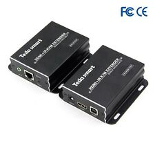 Broadcast HDMI KVM over IP Extender 120m USB Cat5e/6 1 to Many LAN Port