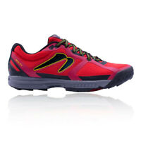 Newton Mens Boco AT 4 Trail Running Shoes Trainers Sneakers - Red Sports