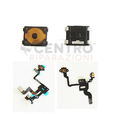 CONTATTO RICAMBIO PULSANTE POWER ACCENSIONE TASTI VOLUME PER APPLE IPHONE 4 4S