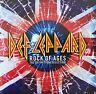 DEF LEPPARD - ROCK OF AGES - THE DEFINITIVE COLLECTION - LOOP OZ 2 CD - 2005