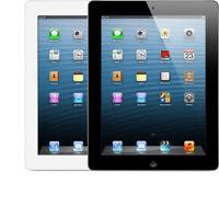 Apple iPad 1/2/3, Mini 1/2/3/4, Air/2, Pro, Tablet WiFi + Cellular Refurbished