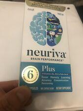 Schiff Neuriva Plus Fast-Acting Brain Performance Capsules 30 Count (Exp 02/21